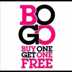 🔥⚡️BOGO SALE⚡️🔥 Buy one item & get one item free